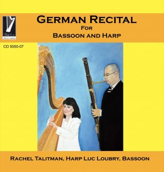 German Recital for Bassoon and Harp