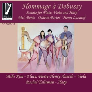 Hommage à Debussy by Mel Bonis, Odeon Partos, …