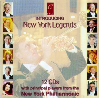 Introducing New York Legends