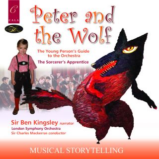 Peter and the Wolf; The Young Person