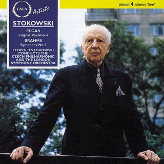 Stokowski Dirigiert Elgar/brahms