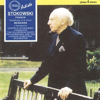 Stokowski Dirigiert Franck Sym.d