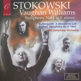 Stokowski Dirigiert Vaughan Williams 4