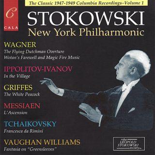 Stokowski Dirigiert Messiaen/