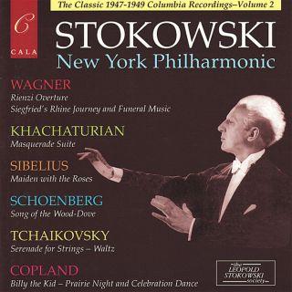 Stokowski Dirigiert Wagner/
