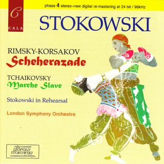 Stokowski Dirigiert Rimsky Korsakov