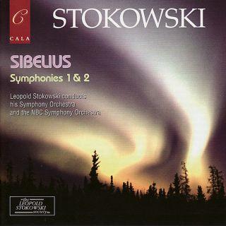Sibelius Sinfonien 1 2