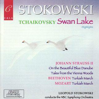 Stokowski Dirigiert Swan Lake