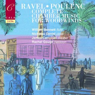 Complete Chamber Music For Woodwinds