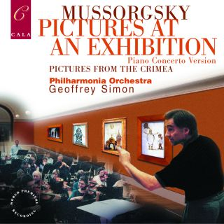 Pictures at an Exhibition Piano Concerto Version
