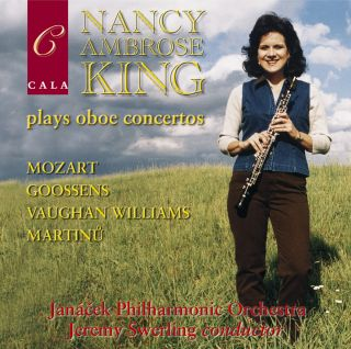 Nancy Ambrose King plays Oboe Concertos