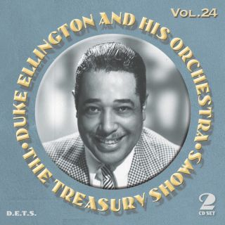 Duke Ellington: The Treasury Shows, Vol. 24