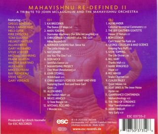 Mahavishnu - Re-Defined  Volume 2