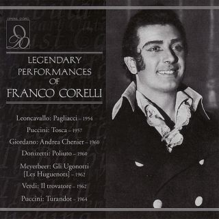 Legendary Performances Of Corelli