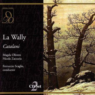 La Wally (bergamo, 1972)