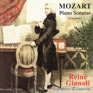Mozart Klavierson.kpl./gianoli