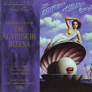 Die Aegyptische Helena (monaco 1956