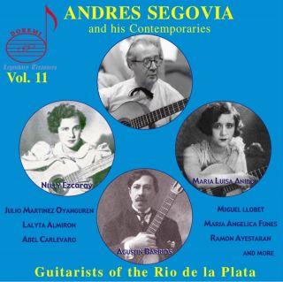 Segovia Vol.11 bonus Dvd