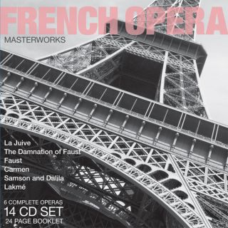 French Opera Masterworks