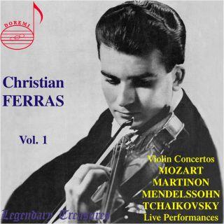 Christian Ferras Vol.1