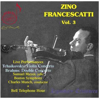 Francescatti Vol.3