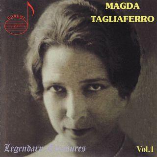 Magda Tagliaferro, Vol. 1