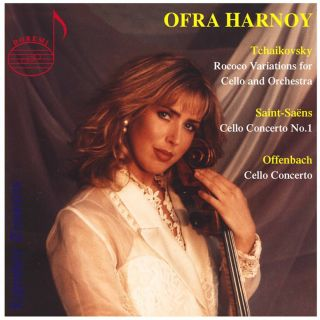 Ofra Harnoy Vol.1/offenbach