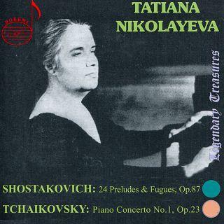 Nikolayeva Vol.1/shostakovich/
