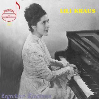 Kraus Plays Mozart/bach