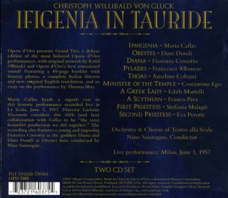 Ifigenia in Tauride (Opera)