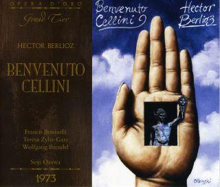 Benvenuto Cellini (Rome 1973)