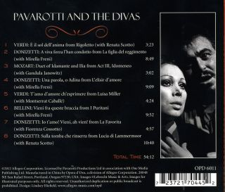 Pavarotti and the Divas