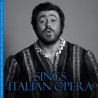 Sings Italian Opera