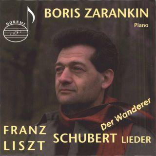 Schubert-Liszt Lieder, Vol. 2