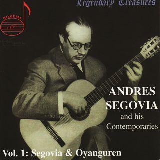 Segovia & Zeitgenossen Vol.1