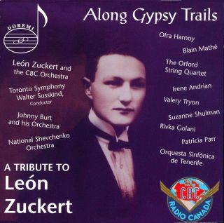 Along Gypsy Trails: A Tribute to León Zuckert