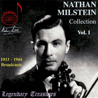 Milstein Collection Vol.1