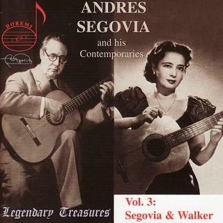 Segovia & Zeitgenossen Vol.3
