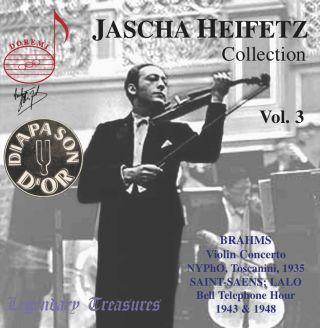 Heifetz Collection Vol.3