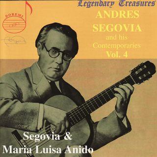 Segovia & Zeitgenossen Vol.4