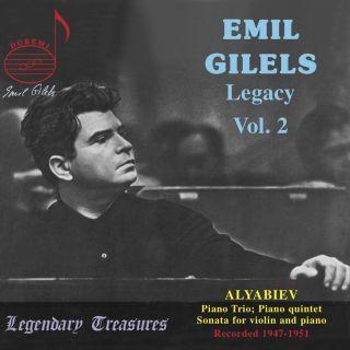 Gilels Legacy Vol.2