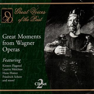 Great Moments From Wagner Operas