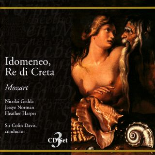 Idomeneo, Re Di Creta