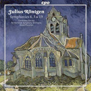 Symphonies 6, 5 & 19