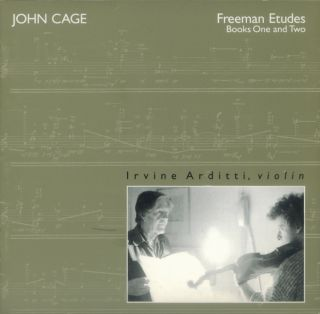 Cage: Freeman Études, Books 1 & 2