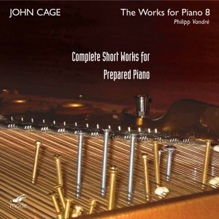 Complete Short Works for Prepared Piano