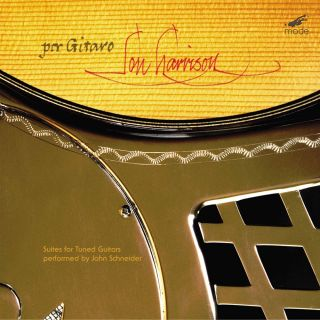 Harrison: Suites for Tuned Guitars