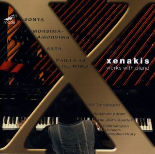 Works With Piano / Xenakis Ed. Volume 11