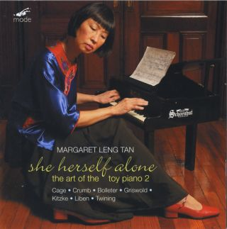 She Herself Alone - The Art of the Toy Piano 2