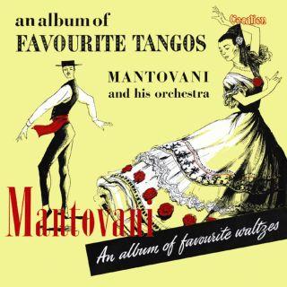Mantovani - Favourite Tangos & Waltzes